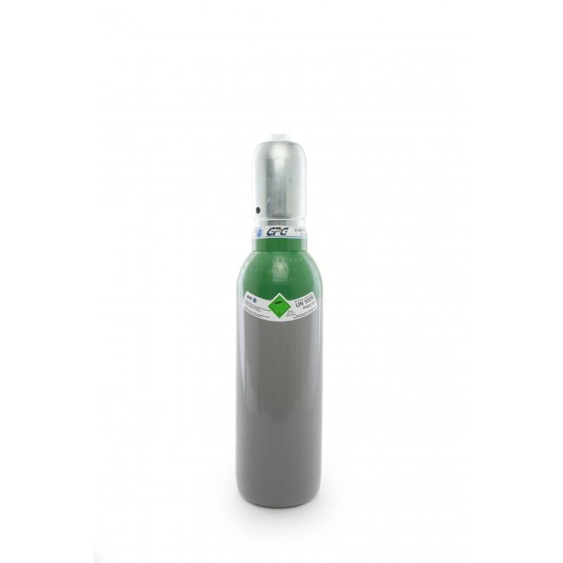 argon 4 6 5 liter flasche c5 schwei argon wig mig. Black Bedroom Furniture Sets. Home Design Ideas