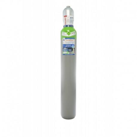 Schutzgas S2 10 Liter Flasche Schweißgas Argon Sauerstoff 2%O2 98%Ar