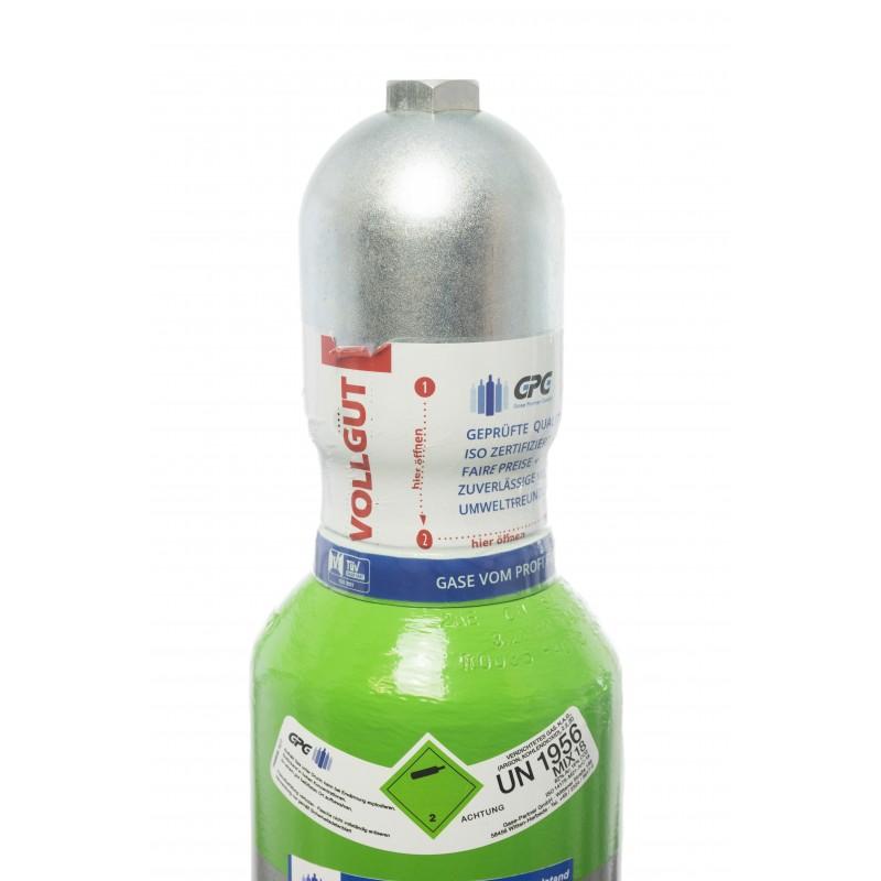schutzgas 18 5 liter flasche mischgas 18 co2 82 argon. Black Bedroom Furniture Sets. Home Design Ideas