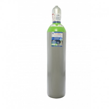Schutzgas K5-O5 20 Liter Flasche Mischgas 5%CO2 5%O2 90%Ar Made in EU
