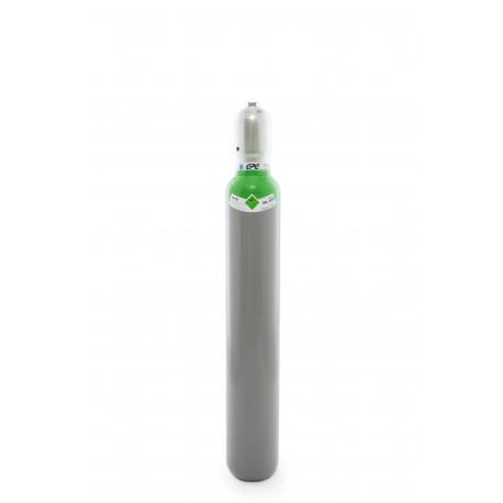 Gasflasche, Pressluft/Druckluft technisch, 200 bar 10 Liter/ C 10