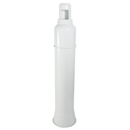 Flaschenmantel, 3-teilig, weiß für das Sicherheitsfahrgestell
