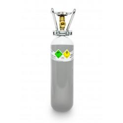 Gasflasche, Sauerstoff 2.5 2 Liter / C2