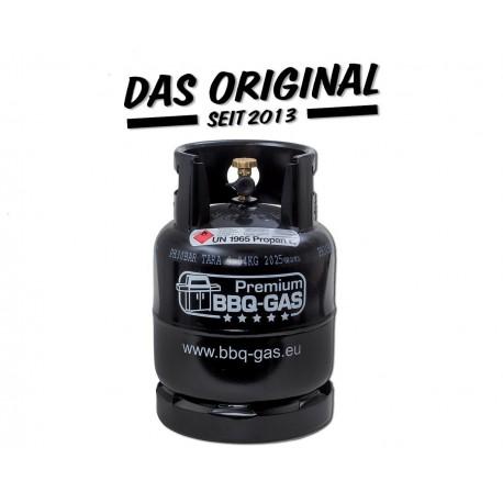 """Propangasflasche 8 kg Grillgas Premium BBQ Gasflasche """"Das Original"""" ***GEFÜLLT***"""