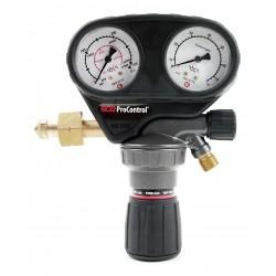 "Formiergas-Druckminderer ""GCE ProControl"" (0-50 l/min.), 200 bar, nach DIN EN ISO 2503"