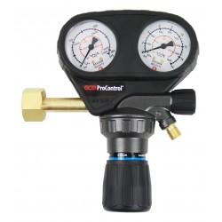 "Sauerstoff-Druckminderer ""GCE ProControl"" (0-10 bar), 200 bar, nach DIN EN ISO 2503"