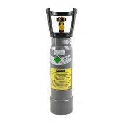1,5 kg CO2-Flasche (gefüllt mit Kohlendioxid E290), Kunststofftragegriff - Restposten