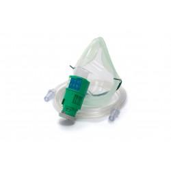 Sauerstoff-Maske, Erwachsene, mittlere Konzentration