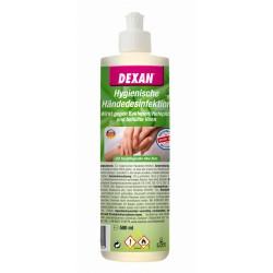 DEXAN® Hygienische Händedesinfektion 500 ml