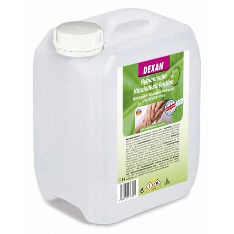 DEXAN® Hygienische Händedesinfektion 5000 ml