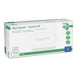 MaiMed® MyClean touch PF Einmalhandschuhe - 100 Stück, Größe: L