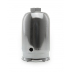 Gasflaschenkappe, Stahlkappe, Schutzkappe für Gasflasche