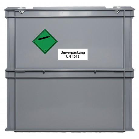 GOX BOX Transportbox für medizinischen Sauerstoff