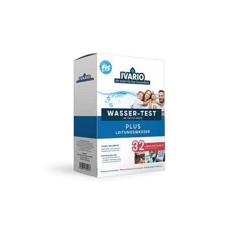 Labor-Wassertest ''Plus'', Komplettanalyse mit 32 Prüfwerten