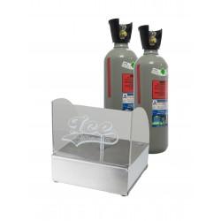 ICE-°CHILLER Glasvereiser als Tischgerät, mobile Einheit