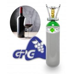 Edelgas zur Weinkonservierung - Komplettset