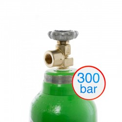 Pressluft Druckluft technisch 300 bar 20 Liter Flasche Made in EU