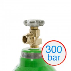 Argon 4.6 300 bar 10 Liter Flasche Schweißargon WIG,MIG Made in EU