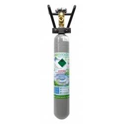 0,5 kg CO2 Flasche Aquaristik Kohlensäure E290