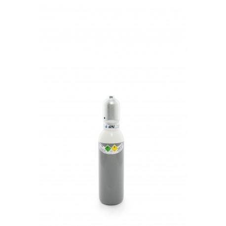 Gasflasche, Sauerstoff 2.5 5 Liter / C5