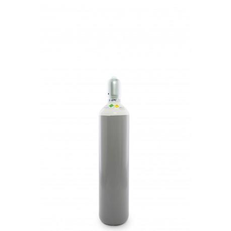 Gasflasche, Sauerstoff 2.5 20 Liter / C20