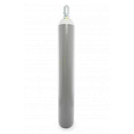 Gasflasche, Sauerstoff 2.5 50 Liter / C50