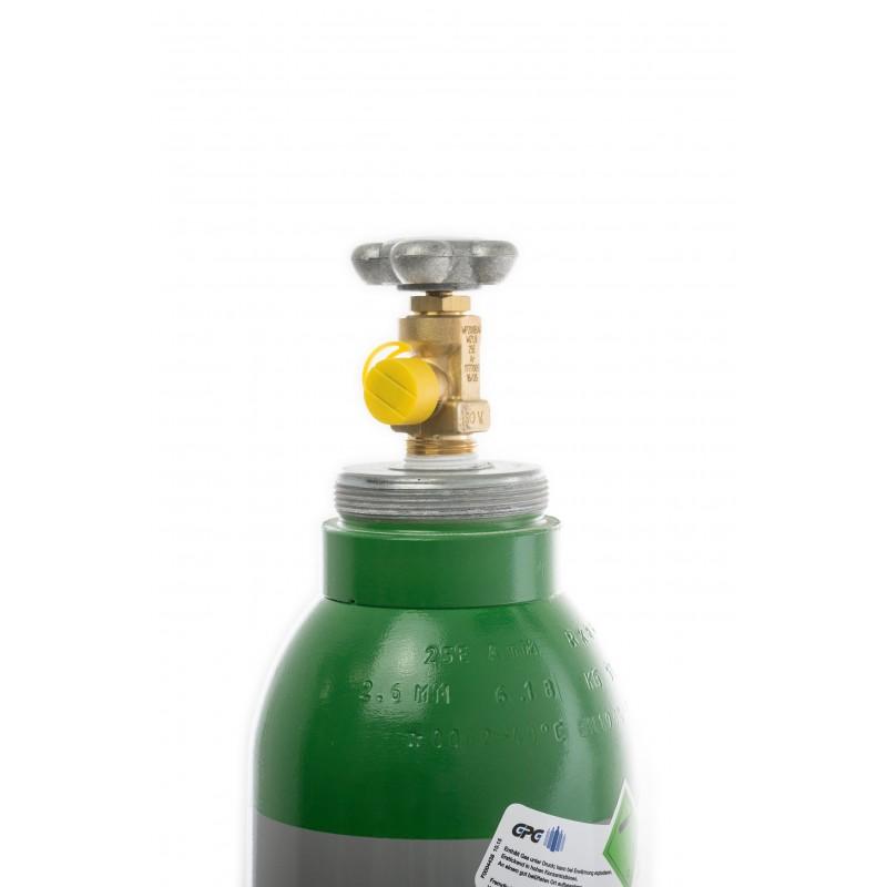 argon 4 6 5 liter flasche zum wig mig schwei en globalimport g nstig kaufen. Black Bedroom Furniture Sets. Home Design Ideas