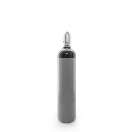 Gasflasche, Stickstoff 2.8 20 Liter / C20
