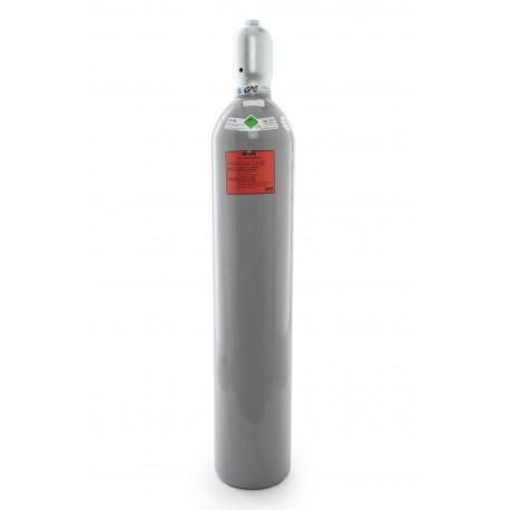 Co2-Kohlensäure Flasche 20 kg, mit Steigrohr zur Flüssigentnahme
