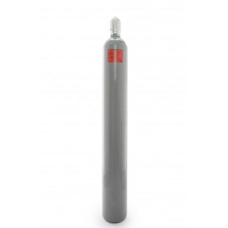 Co2-Kohlensäure Flasche 37,5 kg, mit Steigrohr zur Flüssigentnahme