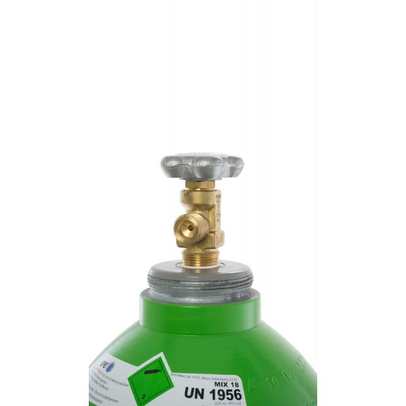 schutzgas s12 50 liter flasche schwei gas argon sauerstoff 12 o2 88 ar g nstig kaufen. Black Bedroom Furniture Sets. Home Design Ideas