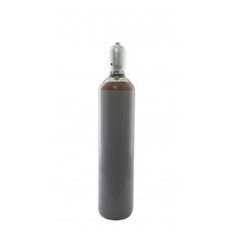 Gasflasche, Helium 4.6 (99,996 % Qualität/Reinheit) 20 Liter /C 20