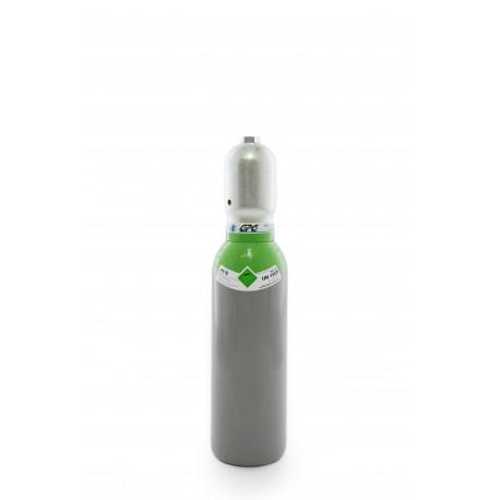 Gasflasche, Pressluft/Druckluft technisch, 200 bar 5 Liter/ C 5