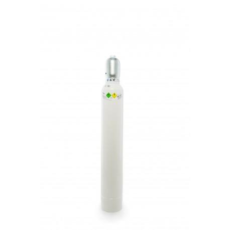 Gasflasche, Med. O2 - Sauerstoff Medizinisch nach AMG 10 Liter/ C 10