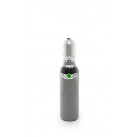 Gasflasche, Biergas 80/20, Stickstoff 80%/Kohlensäure 20% Gemisch - Carbonic 80/20 Co2 5 Liter