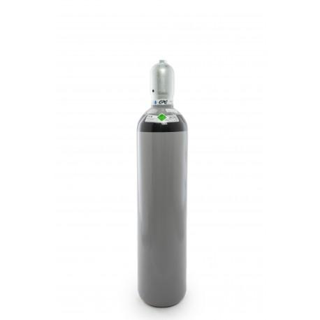 Gasflasche, Biergas 80/20, Stickstoff 80%/Kohlensäure 20% Gemisch - Carbonic 80/20 Co2 20 Liter