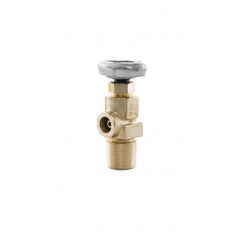 Acetylen-Ventil, Bügelanschluß, W31,1 DIN 477 Nr.3 (Messing)